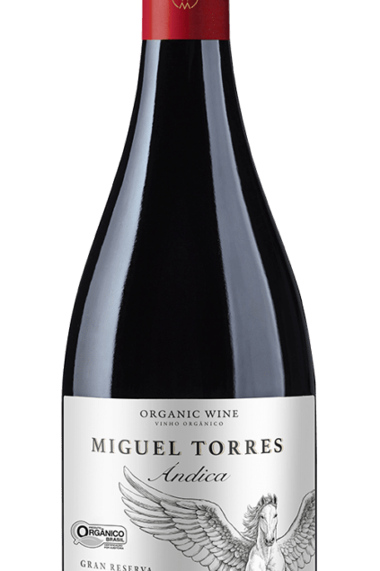 Vinho Tinto Organico Miguel Torres Andica Pinot Noir