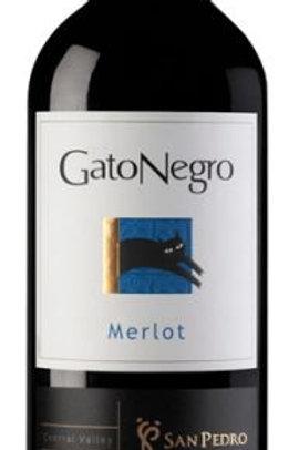 Vinho Chileno Tinto Seco Gato Negro Merlot