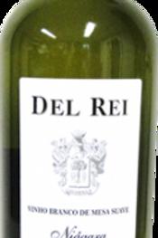 Vinho de Mesa Branco Suave Del Rei  1LT