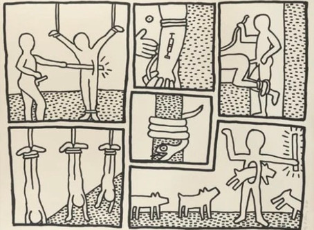 Art Index: Keith Haring