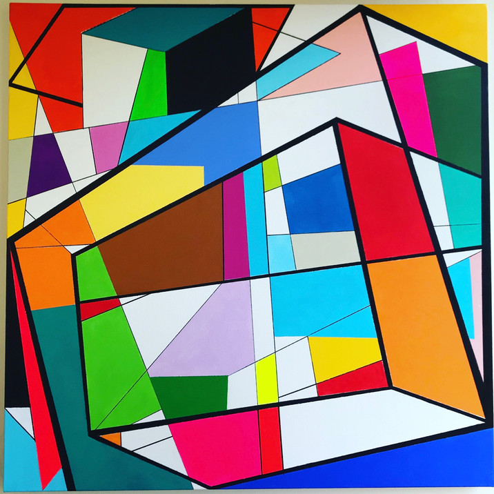 Robert Frankel: Adventures in Geometry #3
