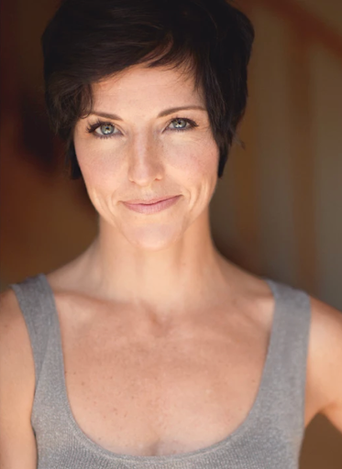A Physical Connection with Actress Amy Gordon