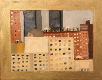 Rosa Alfaro Carozzi's Career Changes Led Her To Painting