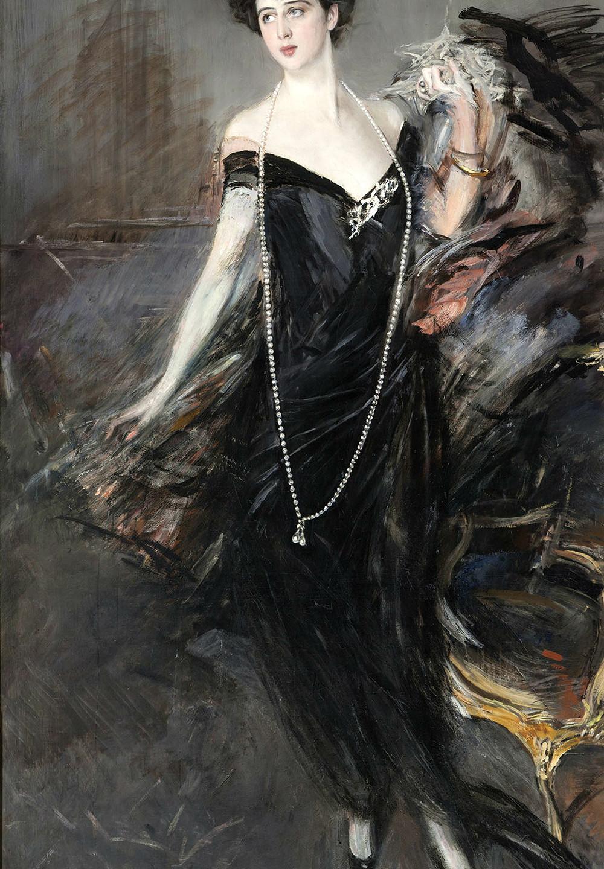 Baroness Franca Florio