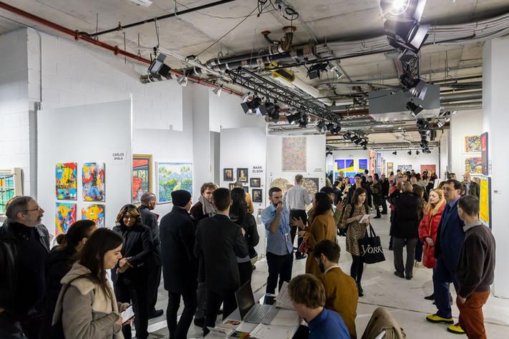 CLIO ART FAIR: The Show Goes On