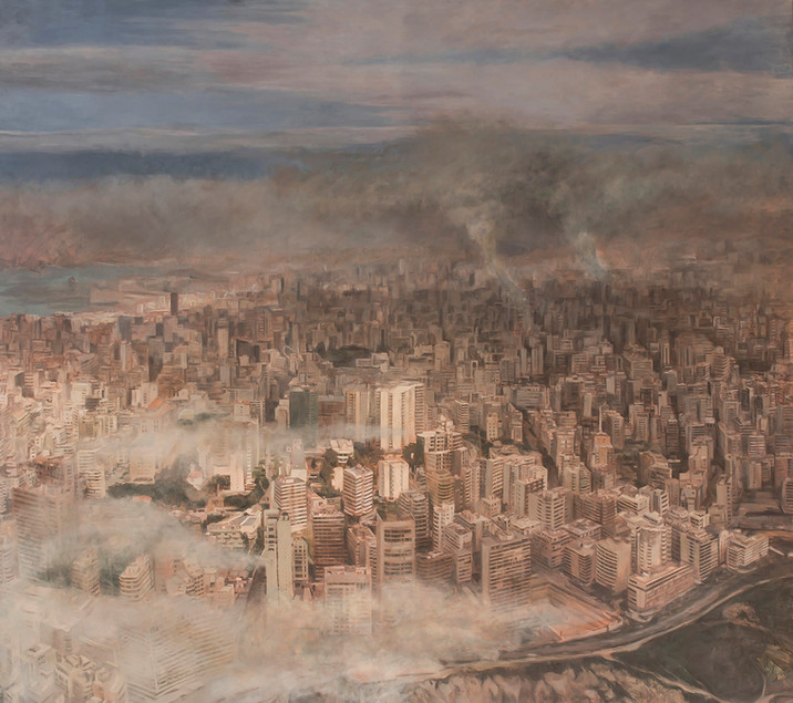 A Foreign Land: the Urban Landscapes of Ana Schmidt