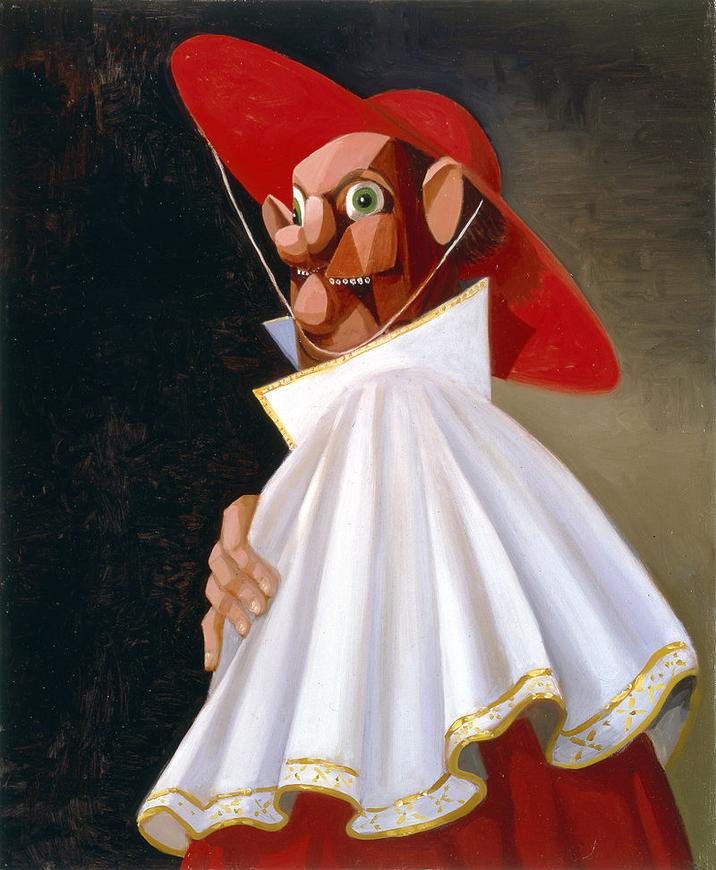 Art Index: George Condo
