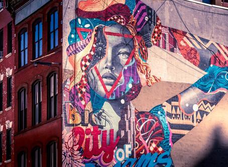 NYC Art Scene Reopens Its Doors