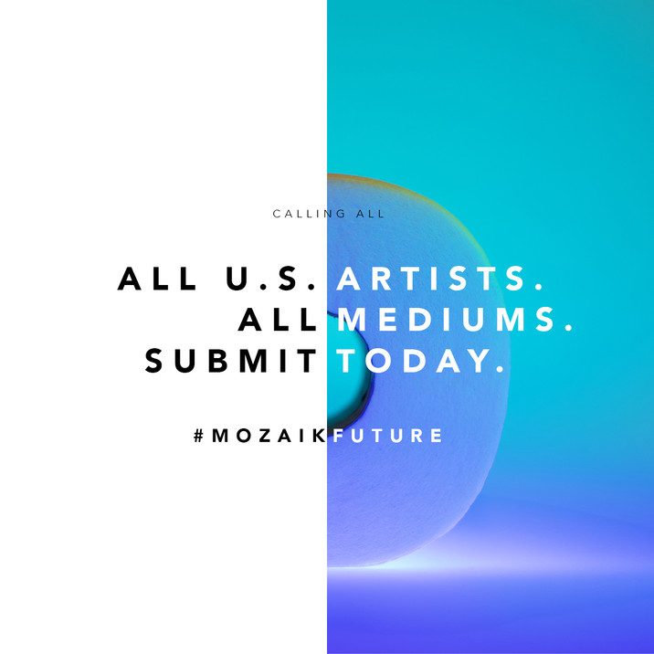 Call for Artists - MOZAIK announces an online competition