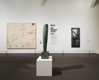 Epic Abstraction: Pollock to Herrera