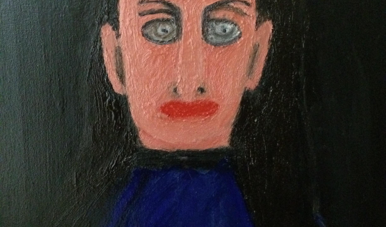Portrait painting 1b