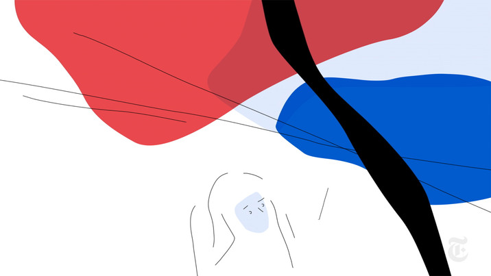 The New York Times featured 2D Animator and Designer: Ella Dobson