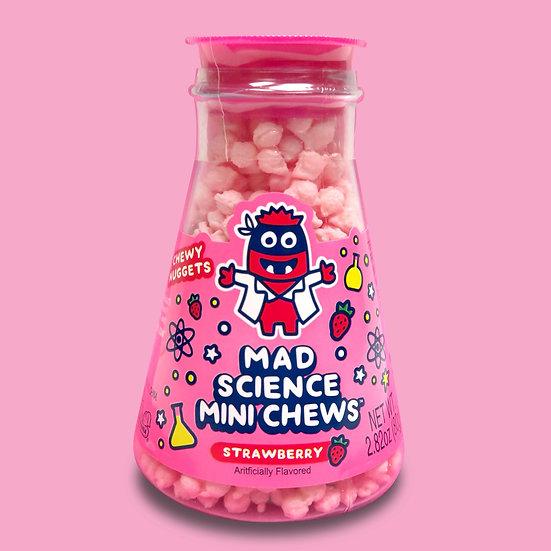 Mad Science Mini Chew  Strawberry
