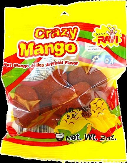 Ravi Crazy Mango 2oz