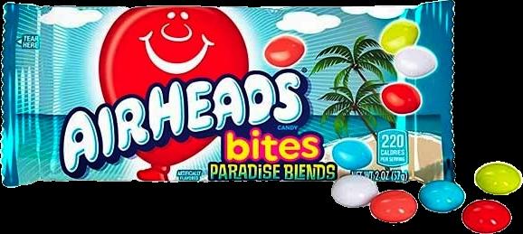 Airheads Bites Paradise Blends 2oz