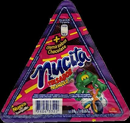 Nucita Trisabor Triangulo 19g