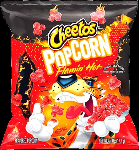 Cheetos Popcorn Flamin Hot 17.7g