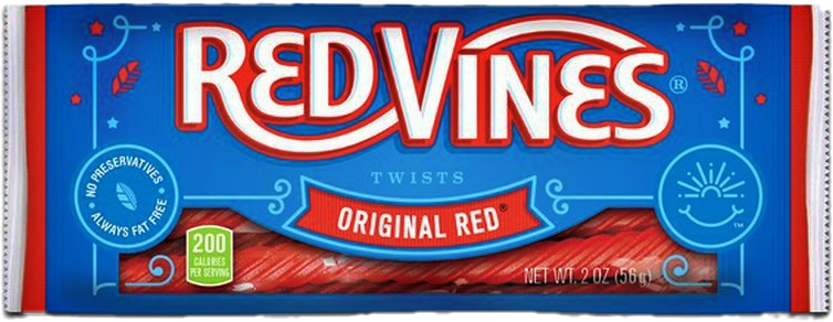 Red Vines Original Red 2oz