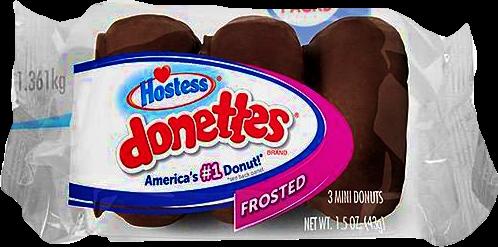 Hostess Chocolate Donuts 1.5oz