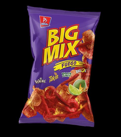 Big Mix Fuego Barcel 75g