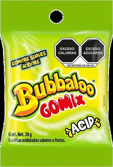 Bubbaloo Gomix Acid 28g