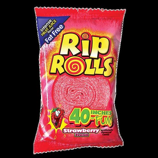 Rip Rolls Strawbery1.4oz