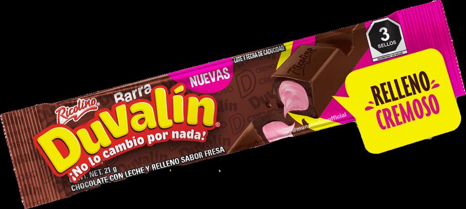 Duvalin Chocolate Bar 20g