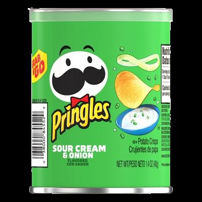 Pringles Sour and Cream 1.4oz