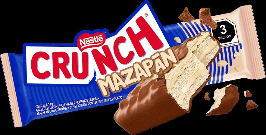 Crunch Mazapan Bar 13g