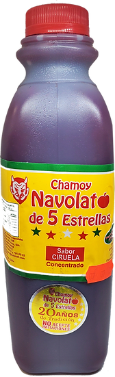 Chamoy Navolato Ciruela .5L