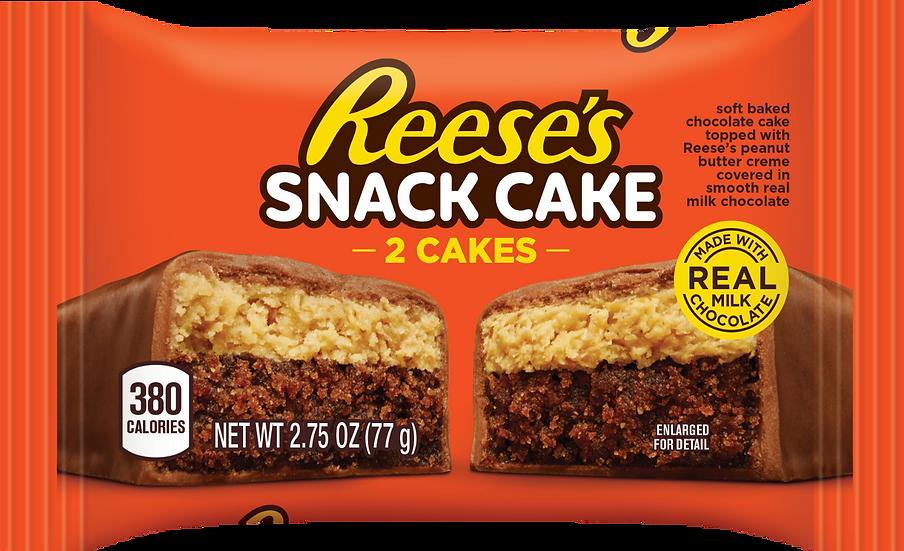 Reese's Snack Cake 2.75oz