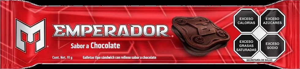 Emperador Chocolate Cookie 91g