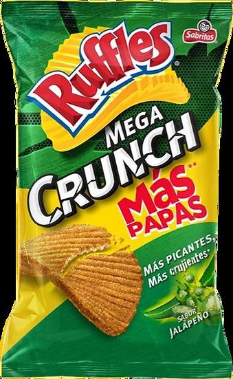 Ruffles Mega Crunch Jalapeno 50g