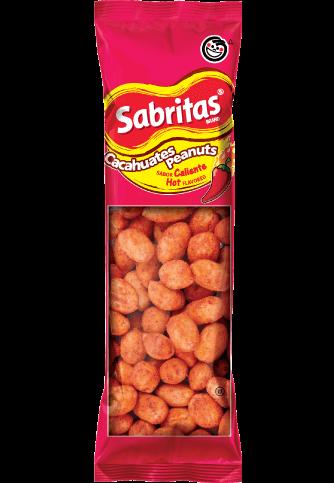 Sabritas Cacahuates Hot Flavor 46g