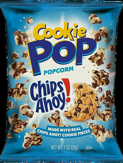 Cookie Pop Chips Ahoy 1oz