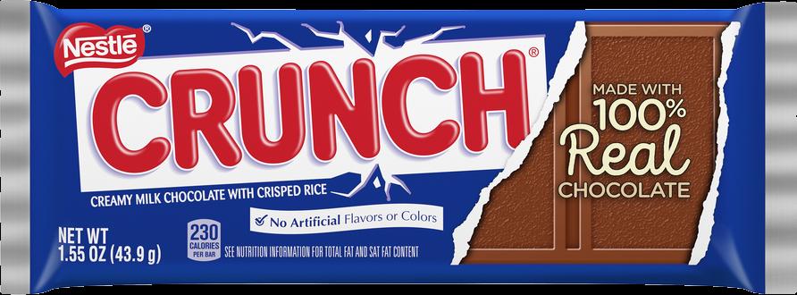 Crunch Milk Chocolate Bar 1.55 oz