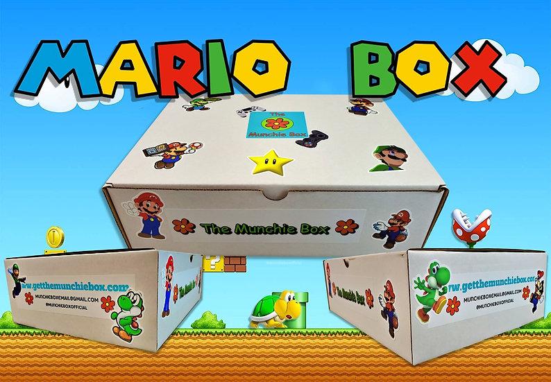 Mario Upgrade