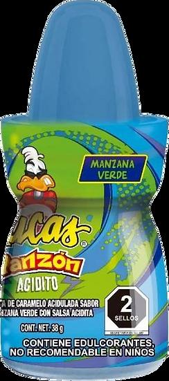 Lucas Panzon Green Apple (sour) 38g