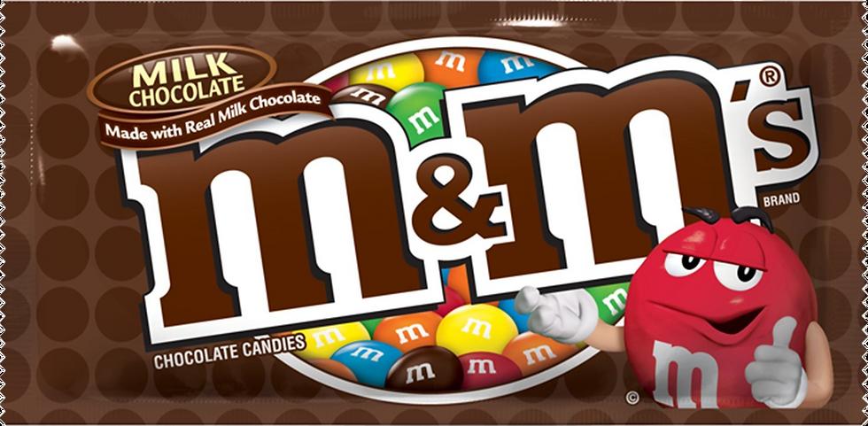M&M'S Milk Chocolate Candy 1.69oz