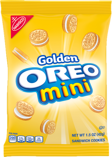 Mini Golden Oreo 1.5oz