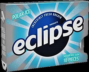 Eclipse Polar Ice 18 Pieces