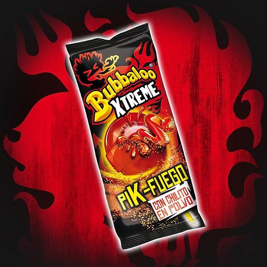 Bubbaloo Xtreme Pik-Fuego 20.5g
