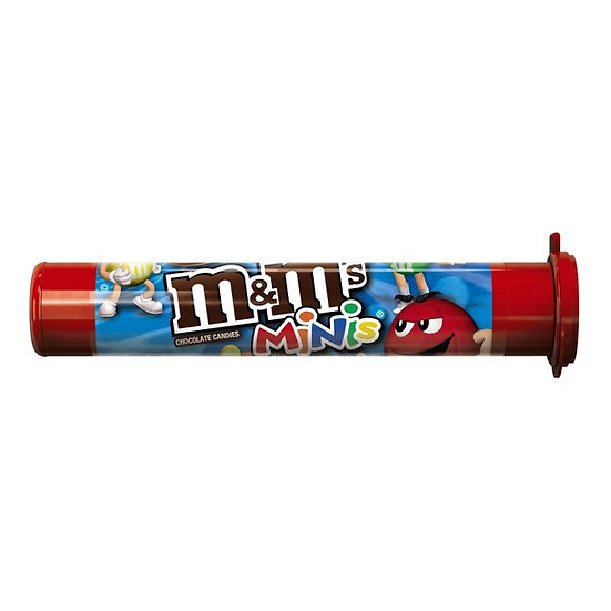 M and M Mini Tube