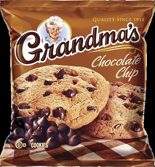 Grandma's Chocolate Chip Cookie 2.5oz