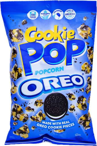 Cookie Pop Oreo 1oz