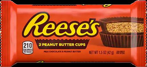 Reese's Milk Chocolate Peanut Butter Cups 1.5oz