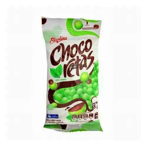 Choco Retas Ricolino 10g