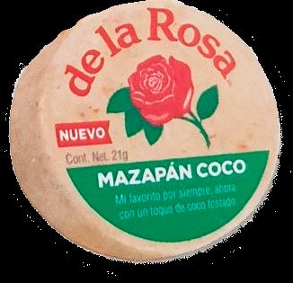 Mazapan con Coco 0.50