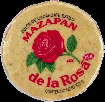 Mazapan de la Rosa