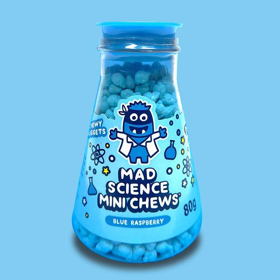 Mad Science Mini Chew Blue Raspberry